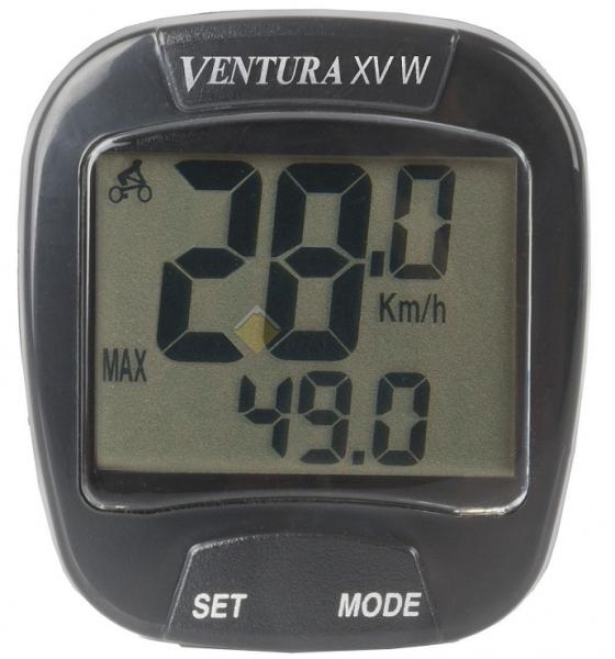 Велокомпьютер VENTURA XV W 5-244367